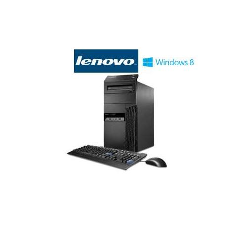 Lenovo ThinkCentre M78 2111-C2U Desktop PC - AMD Dual-Core A4-5300 3.4GHz, 2GB...